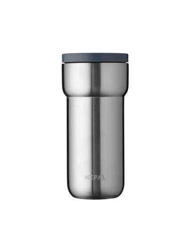 MEPAL ISOLEERBEKER ELLIPSEB 375ML NATUREL BRUSHED